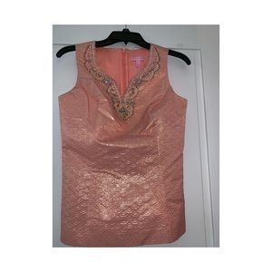 Lilly Pulitzer Top size 0